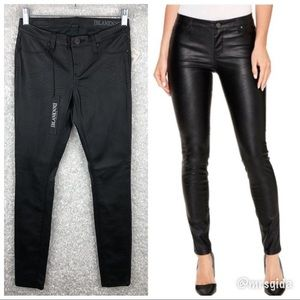 NEW Blank NYC Spray On Super Skinny Leather Pants